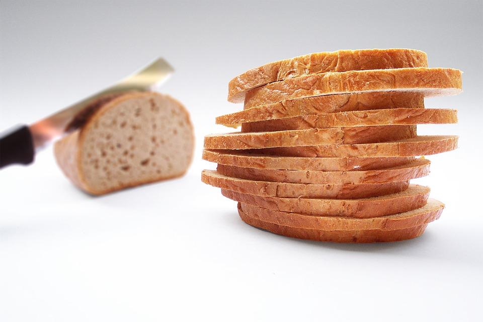 ¿Qué hay en mi alimento? Pan de Caja