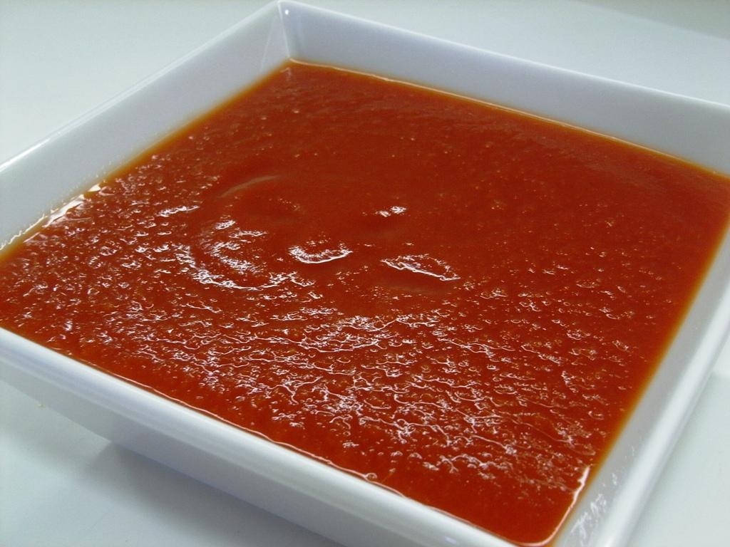 ¿Qué hay en mi alimento? Salsa de tomate cátsup