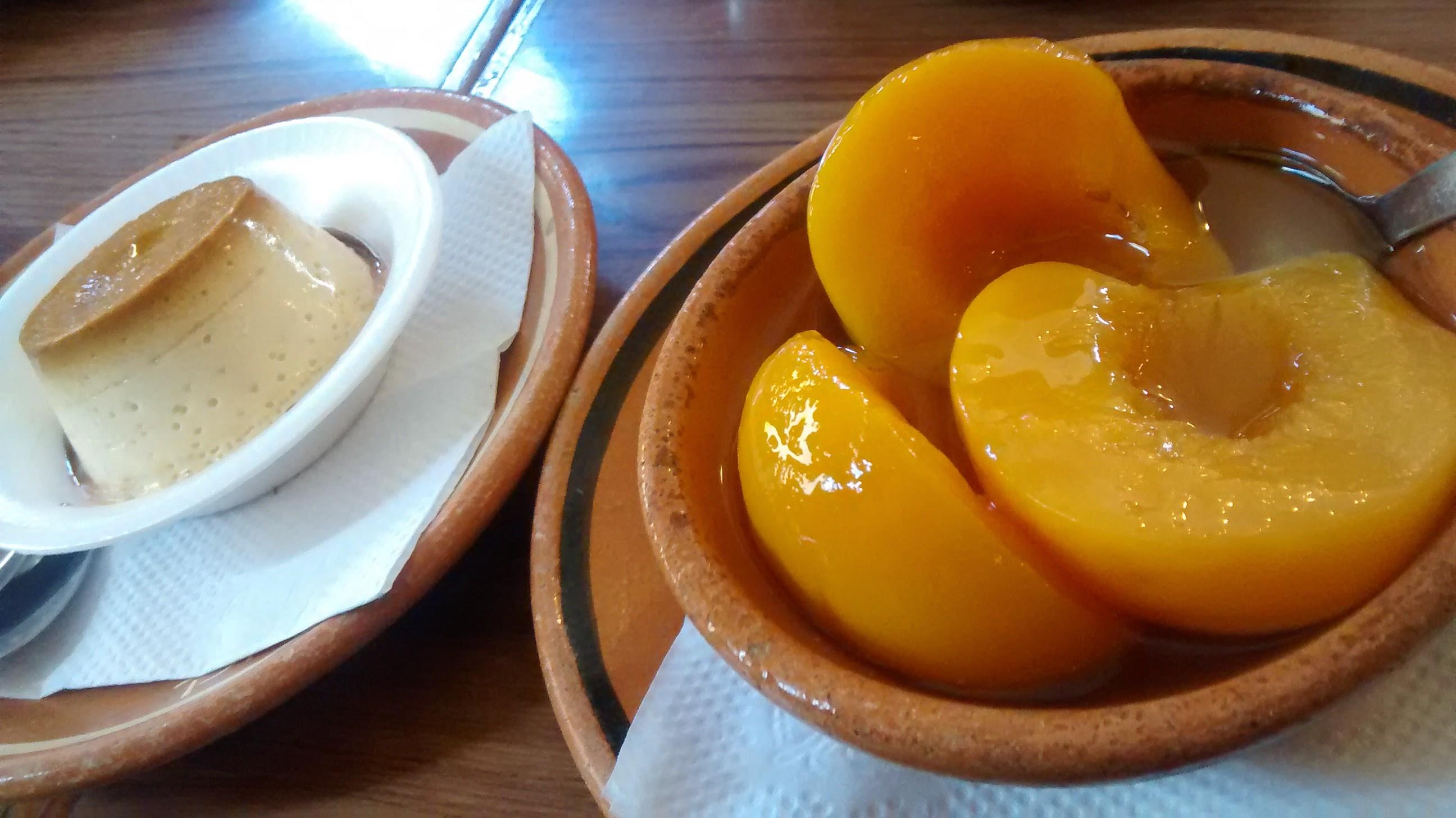 ¿Qué hay en mi alimento? Frutas enlatadas en almíbar