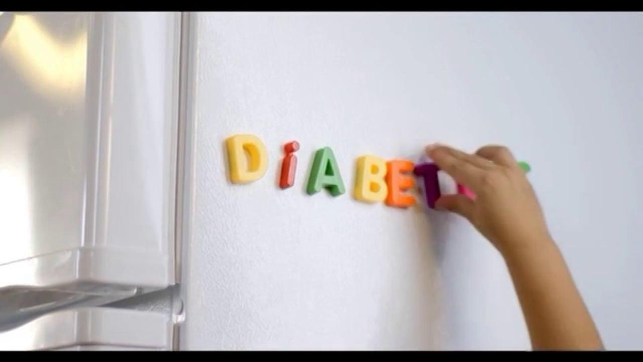 Orientación alimentaria para padres de hijos con diabetes tipo 2
