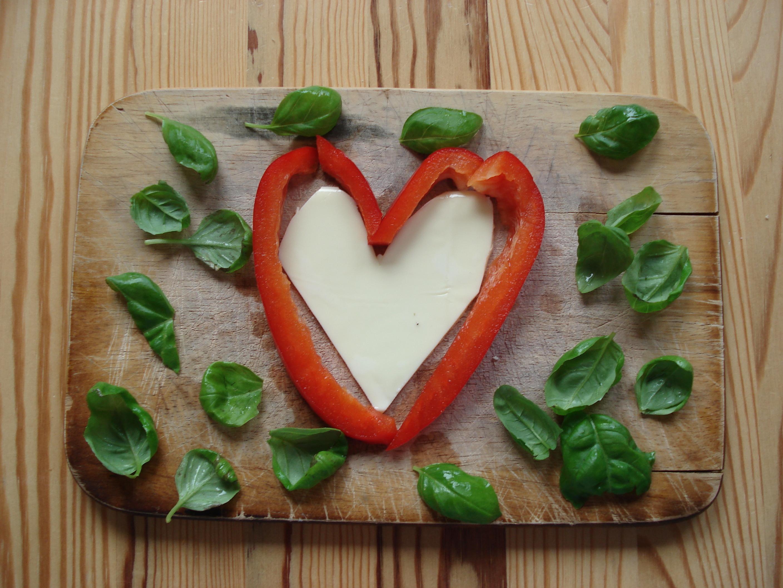 La comida es amor