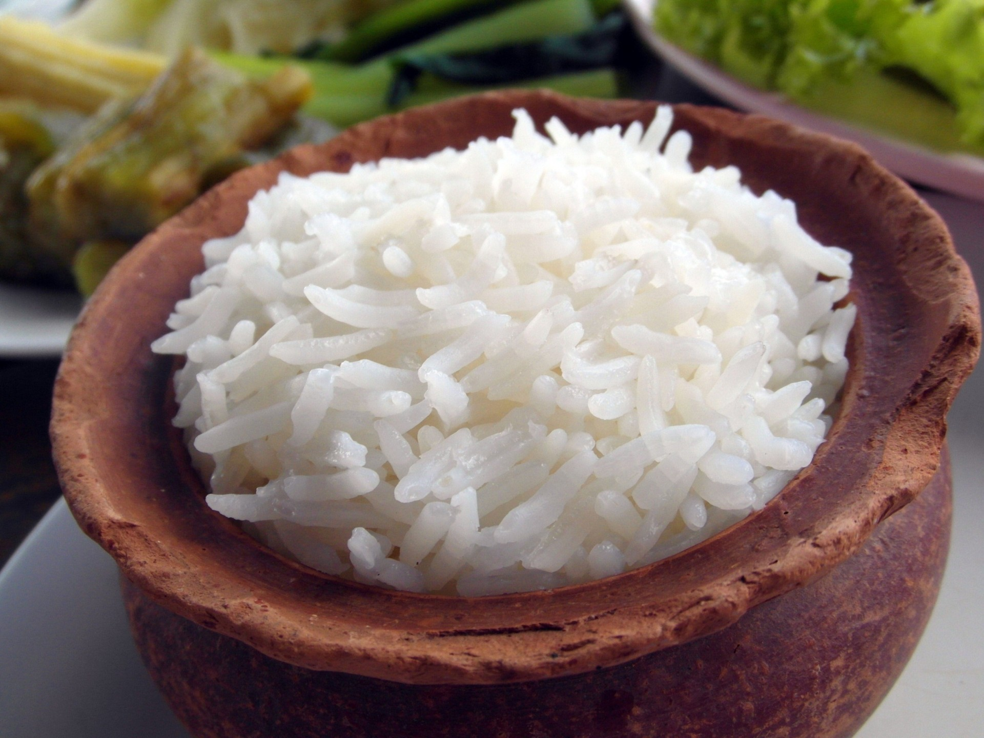 ¿Arsénico en el arroz?