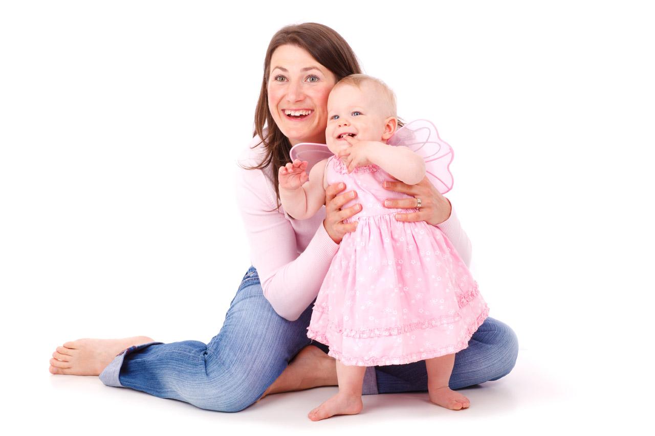 La leche materna y la salud de los huesos del bebé