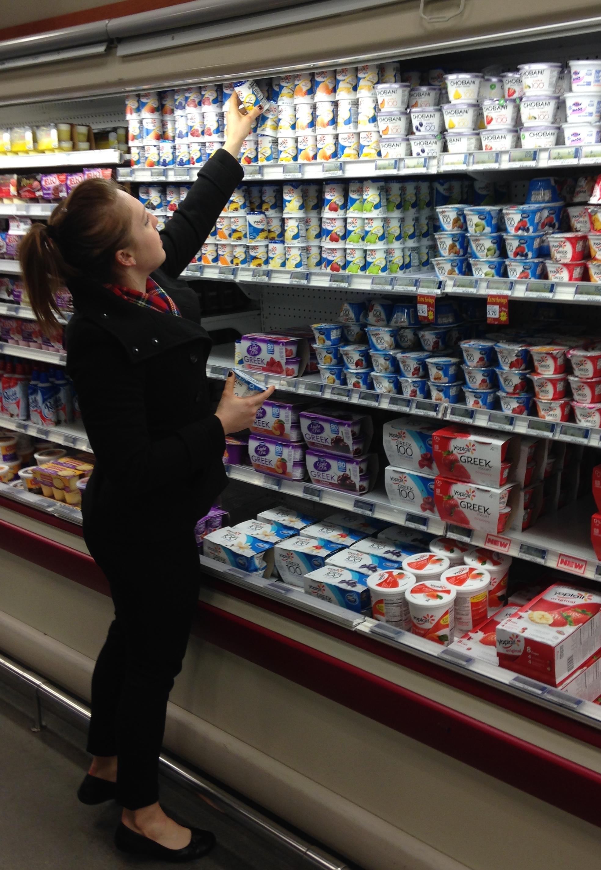 ¿El etiquetado de los alimentos afecta nuestras decisiones?