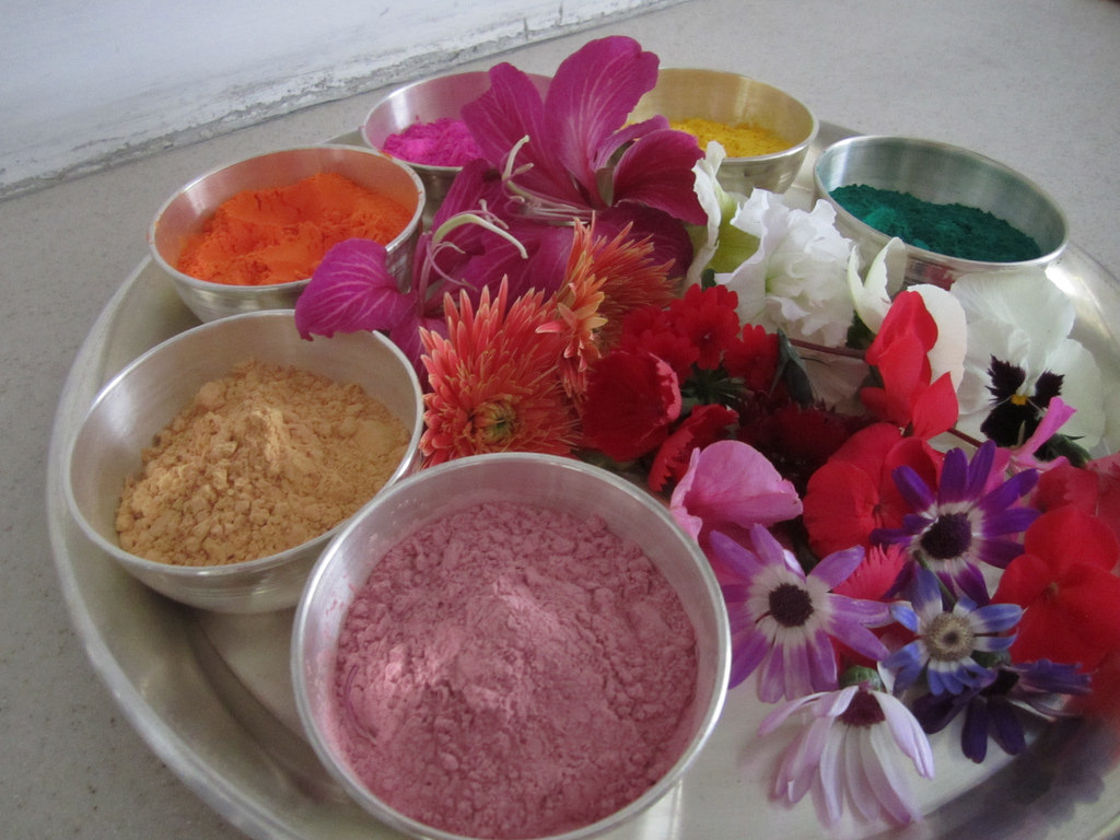 Colorantes naturales para los alimentos