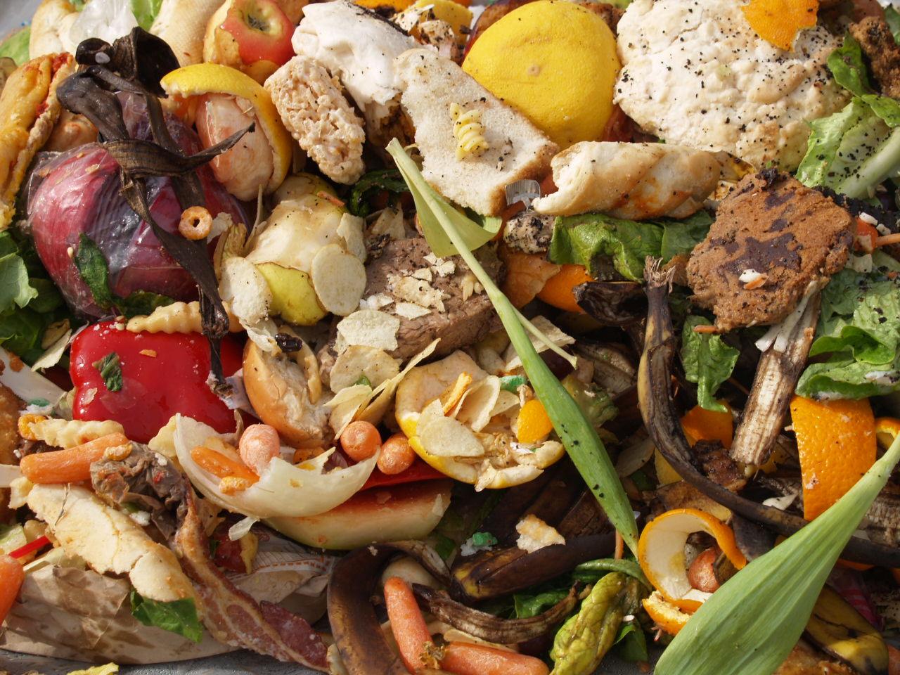 Desperdicio de alimentos. ¡Tenemos un reto!