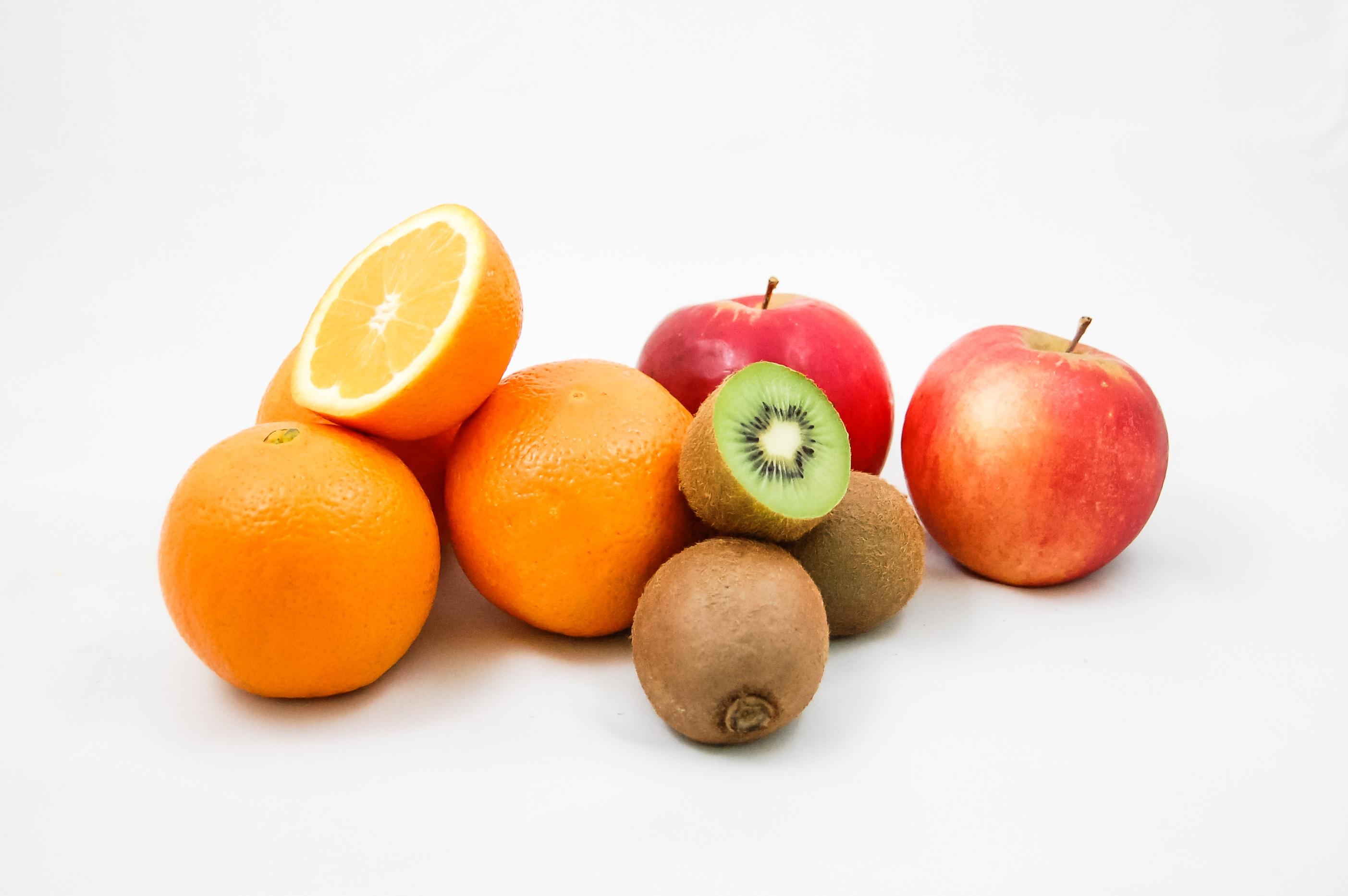 ¡Larga vida a las frutas!