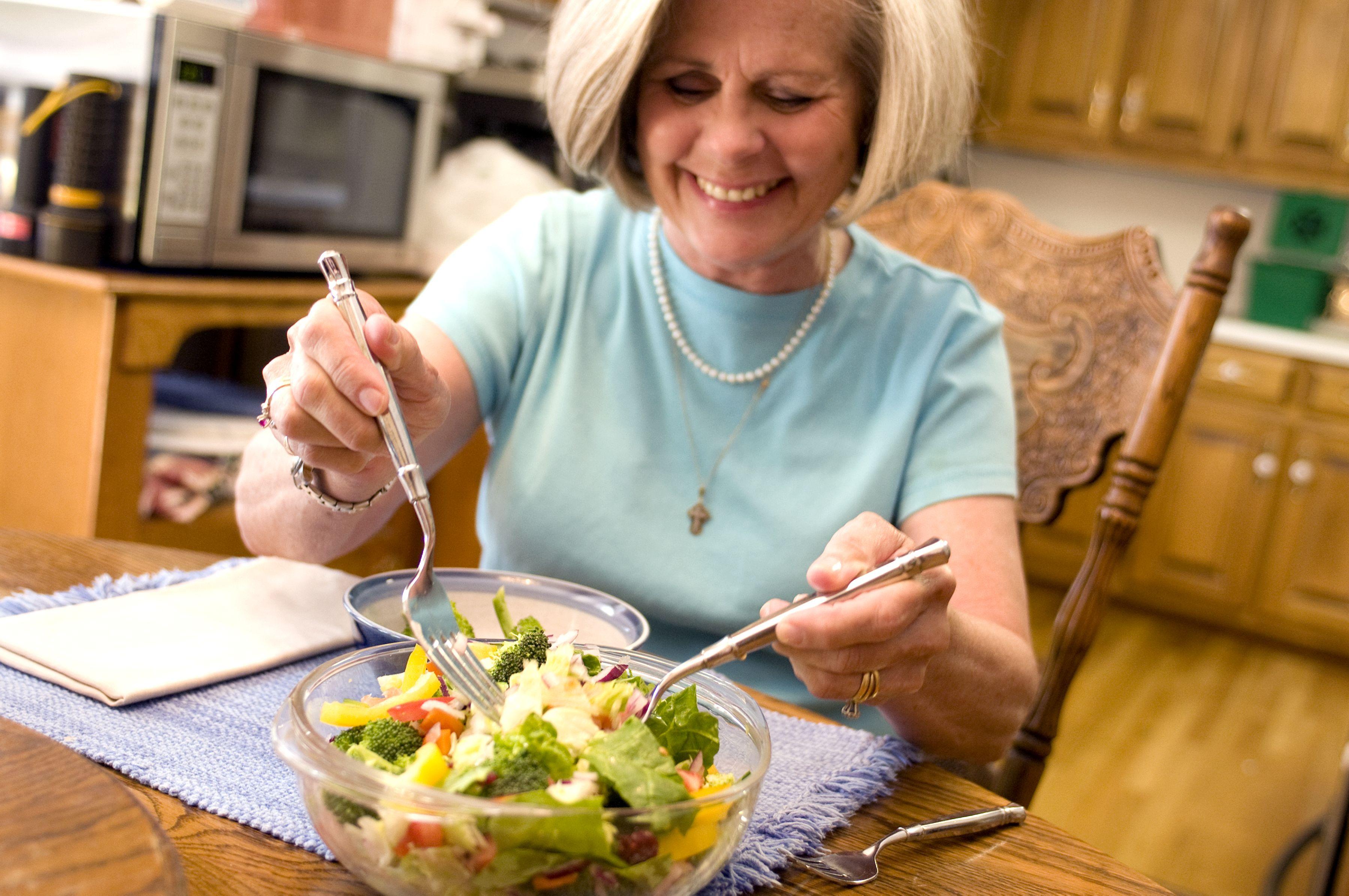 Una dieta para estar de buen humor