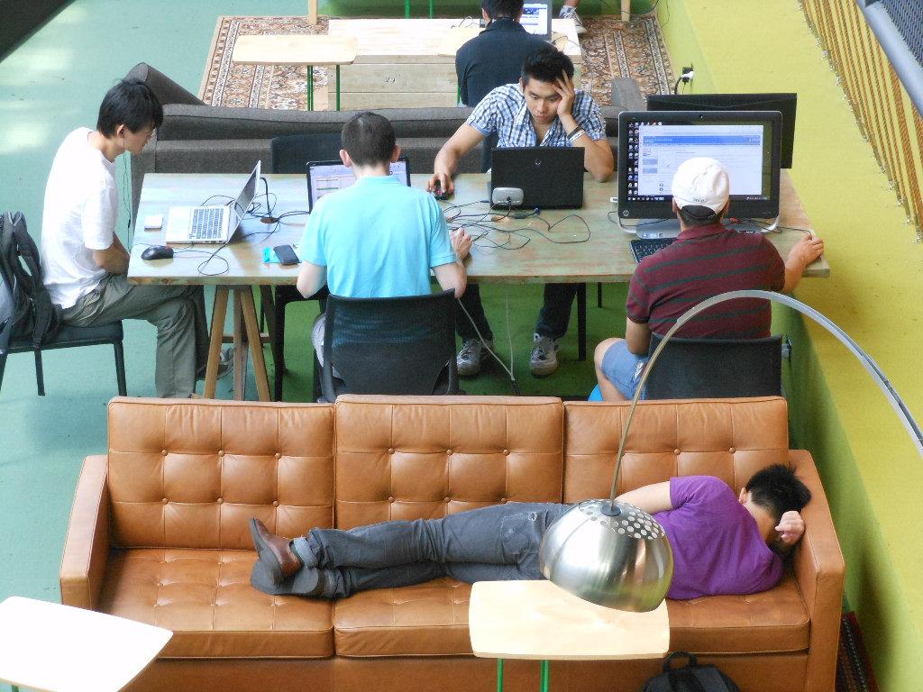 Una siesta para tu cerebro