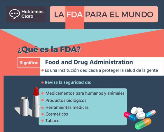 La FDA para el mundo