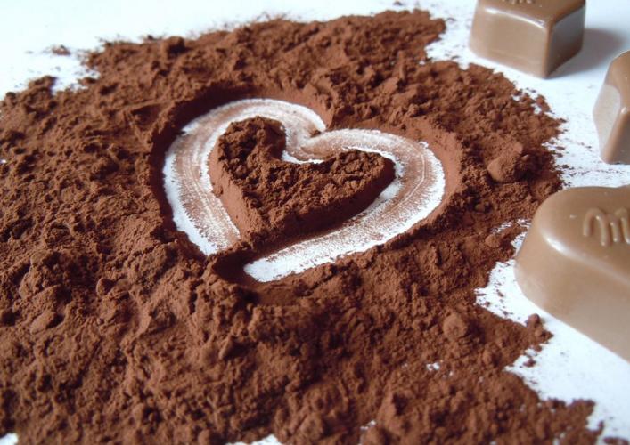 Más chocolate, mejor corazón