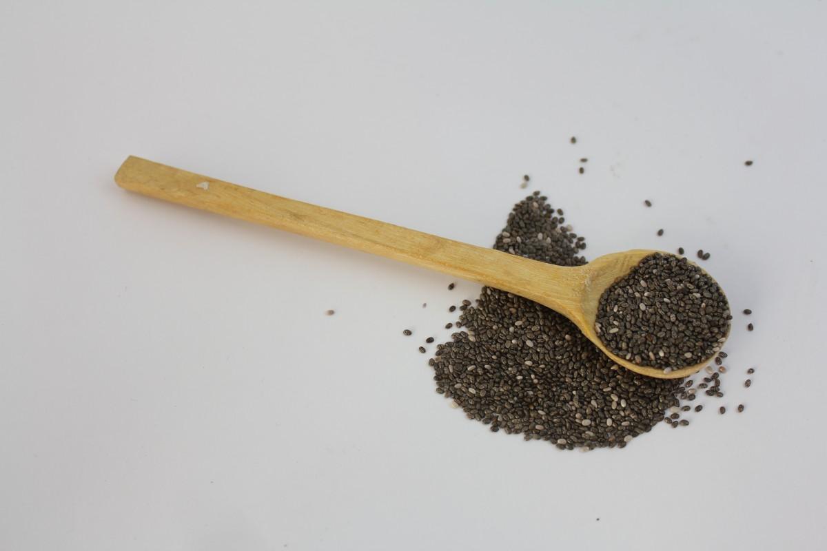 La nutritiva semilla de chía