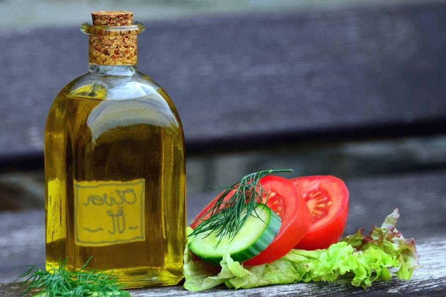 ¿Qué hay en mi alimento? Aceite vegetal