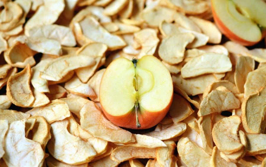 Secado de alimentos para preservar sus propiedades nutricionales