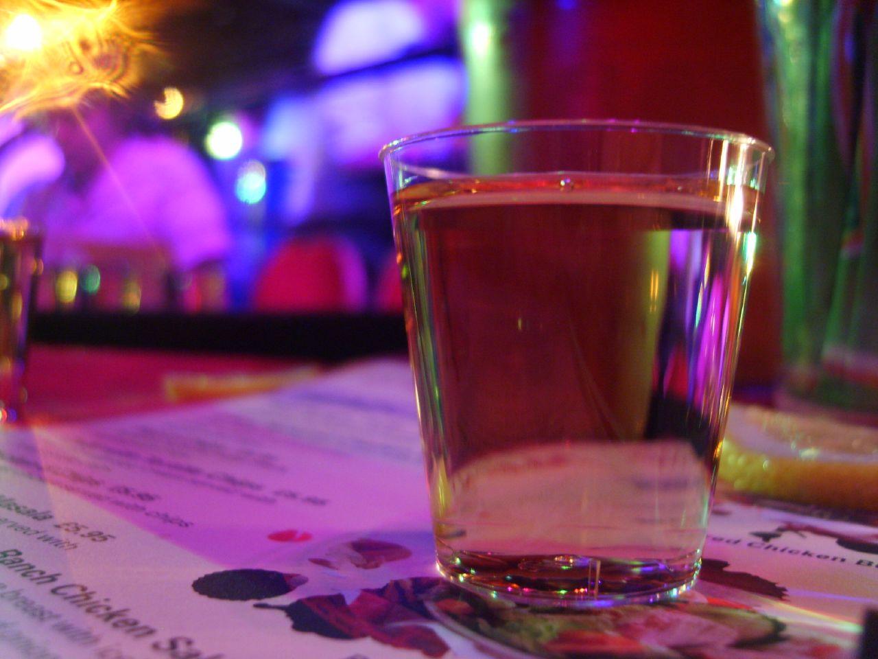 ¿Emborrachándose para una mejor salud?