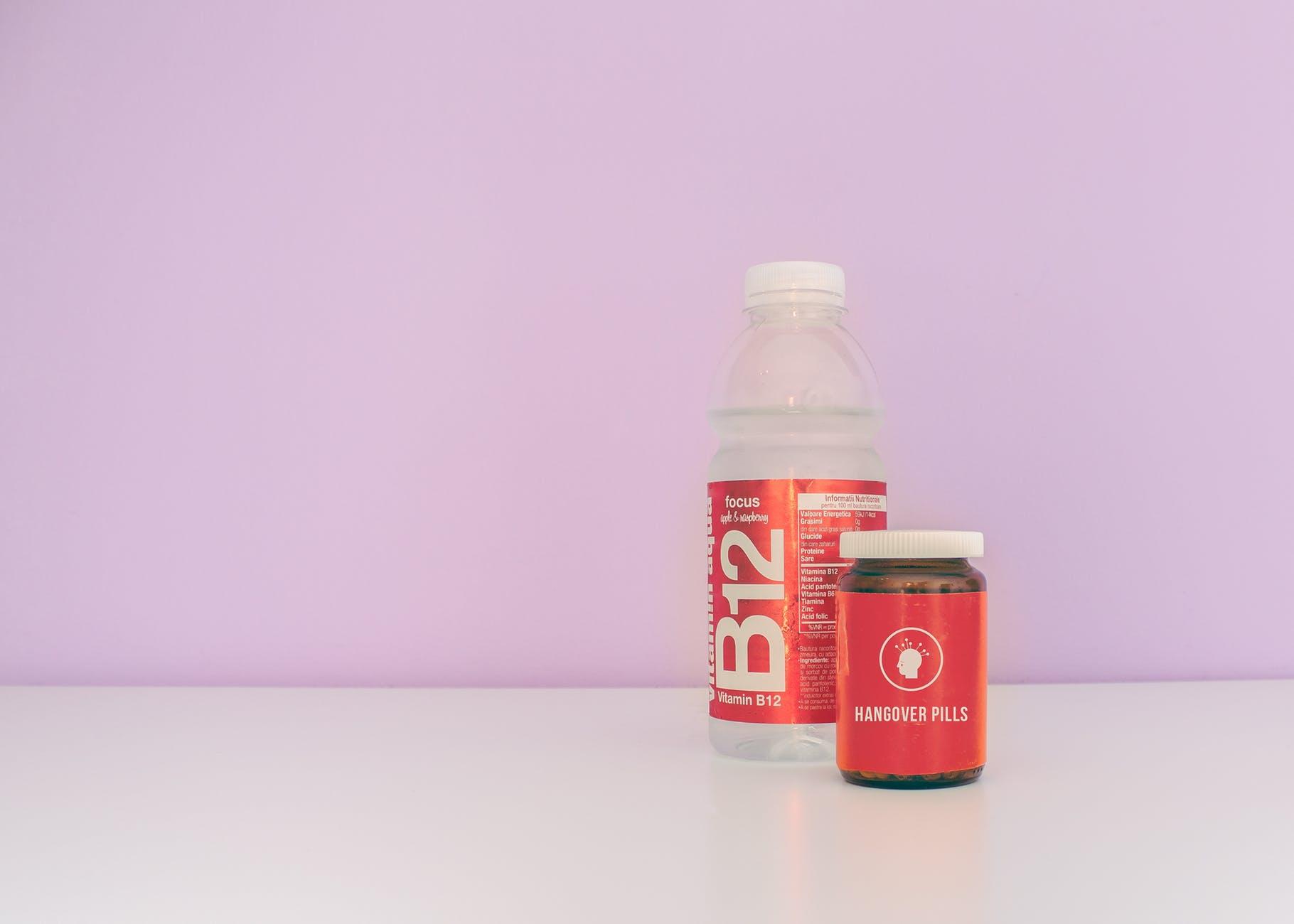 El folato y la vitamina B12 contra los síntomas de la esquizofrenia