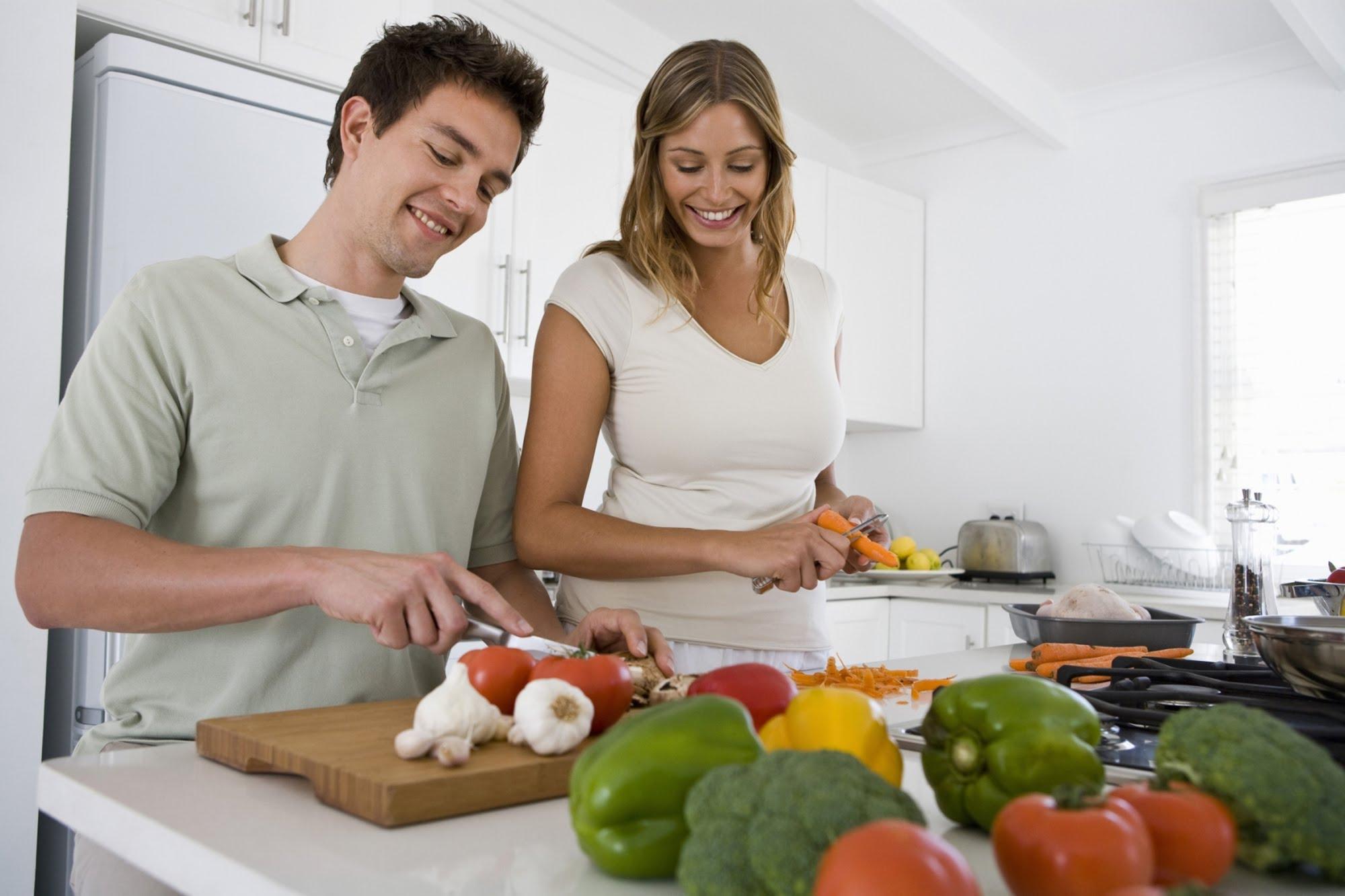 Alimentación para futuros padres