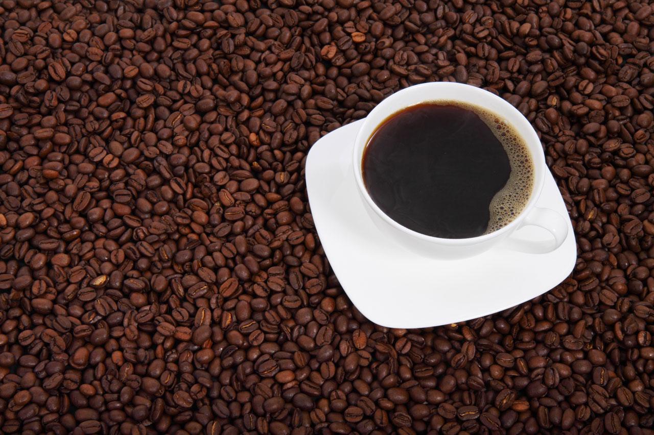¡Otra tacita de café!