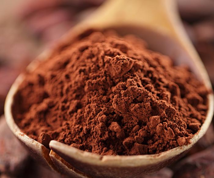 ¿Qué hay en mi alimento? Chocolate en polvo