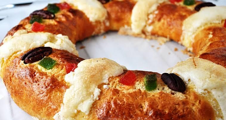 Una historia de la Rosca de Reyes;  El solsticio de invierno, el Sol renace