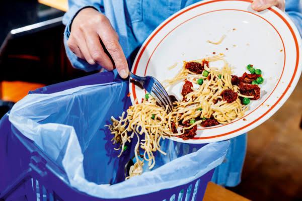 Desperdicio de alimentos; Cultura del consumo responsable
