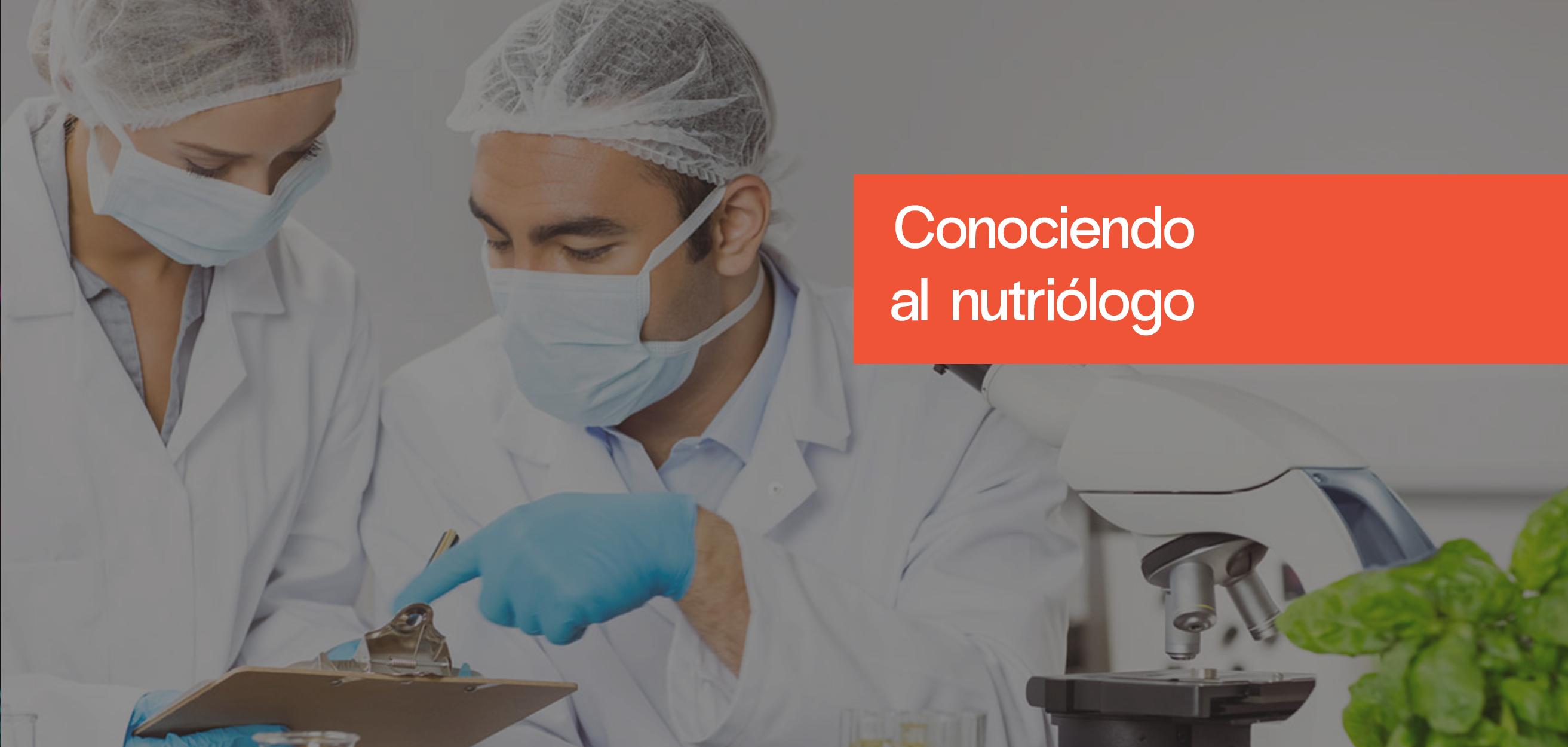 Nutriólogos y tecnología de alimentos