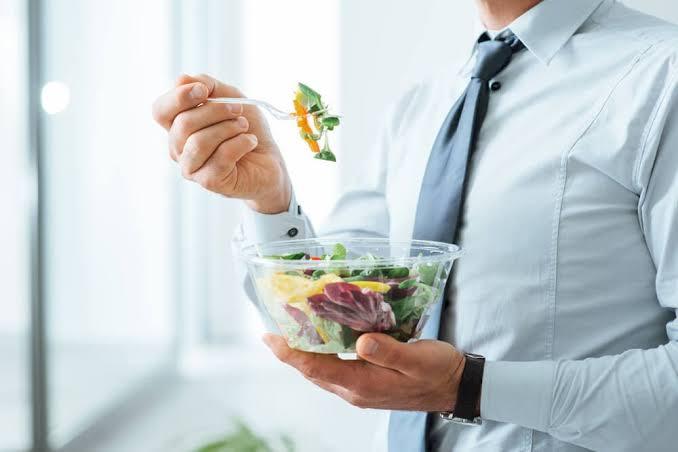 La nutrición en la etapa adulta del hombre