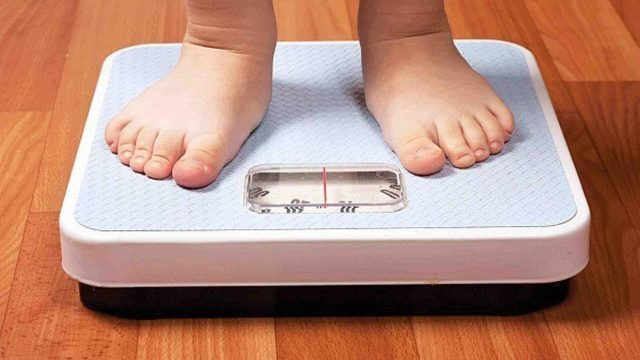 Obesidad infantil: un problema de peso