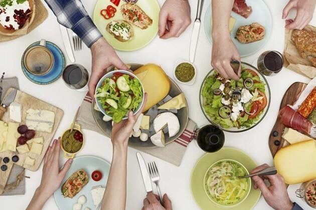 Alimentación y cuidados familiares en cuarentena