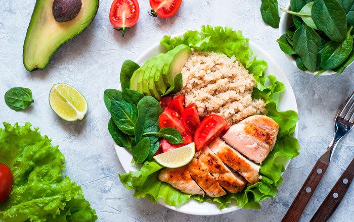 ¿Puede mi alimentación ayudar en la prevención de enfermedades crónicas no transmisibles?